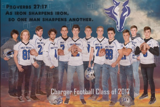 Cole Valley Christian Football